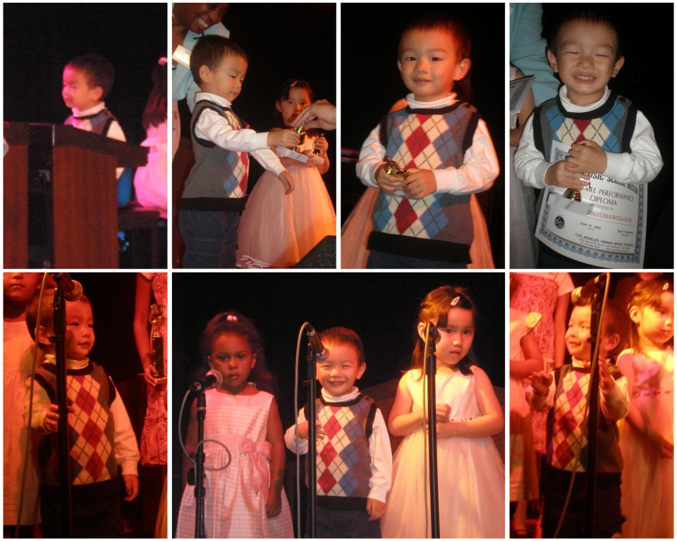 Yamaha School Recital 2009