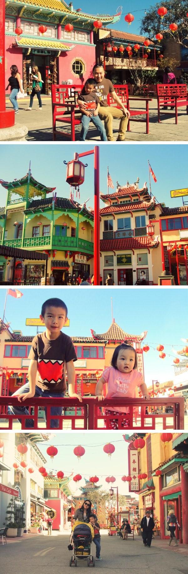 chinatown bangunan