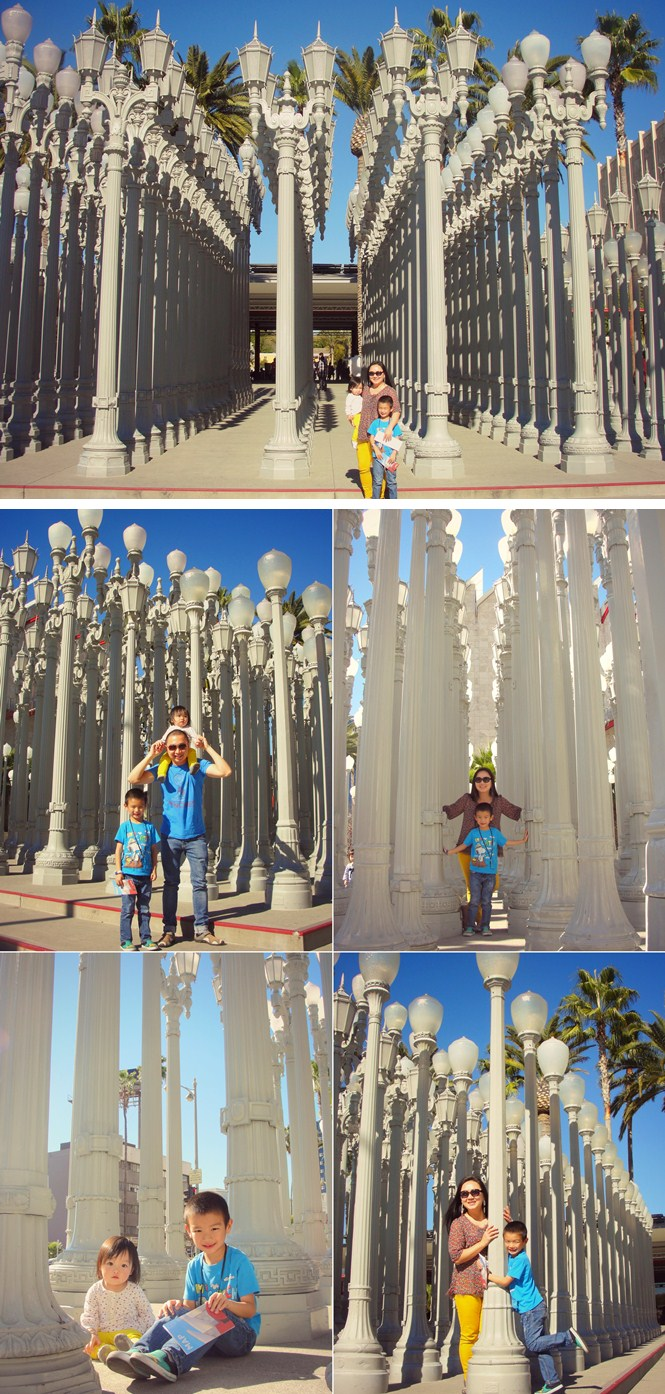 lacma urban lights collage1