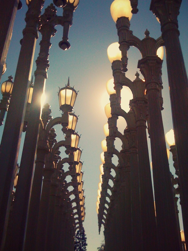 lacma urban lights iphone