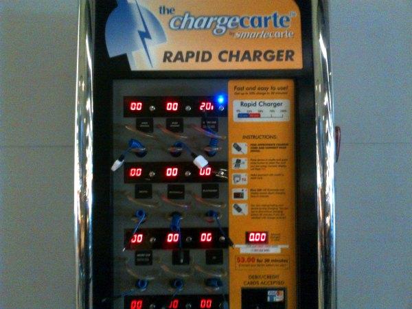 Las Vegas-rapid charger
