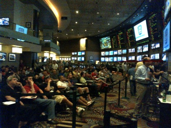 Las Vegas-sport betting
