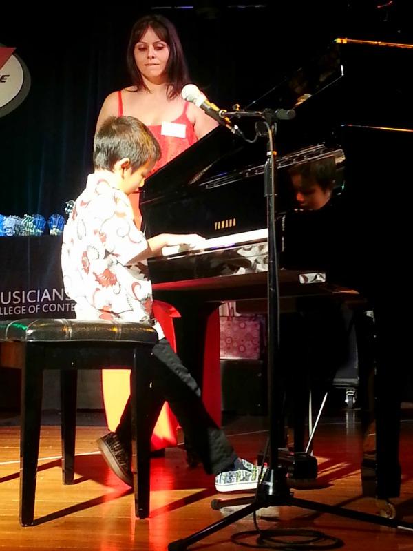 andrew recital 2013