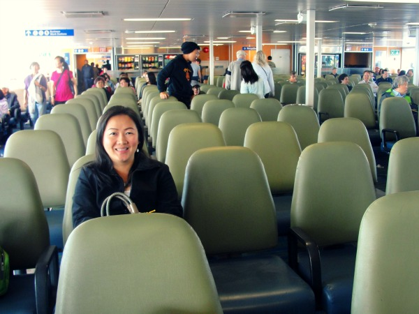 bc ferries cabin