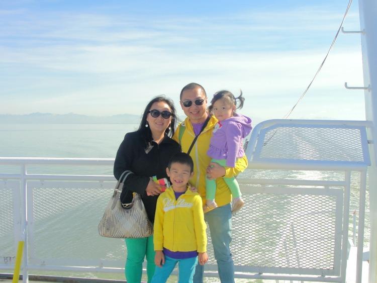 bc ferries deck