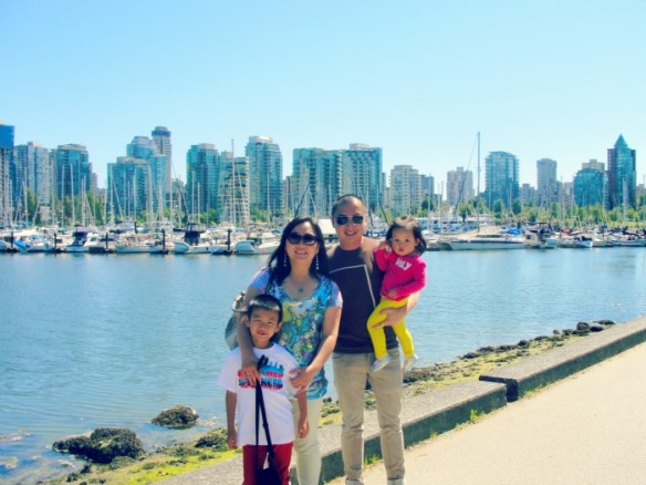 stanley park - coal harbour