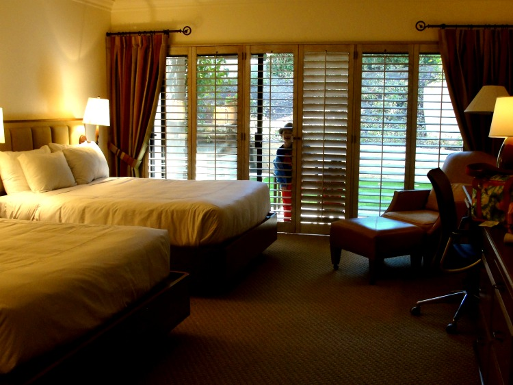 1 hotel room