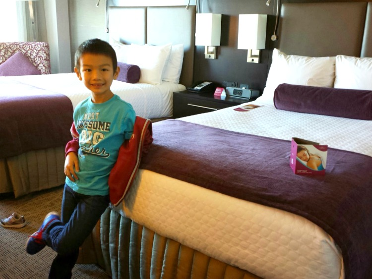day 1 crowne plaza hotel