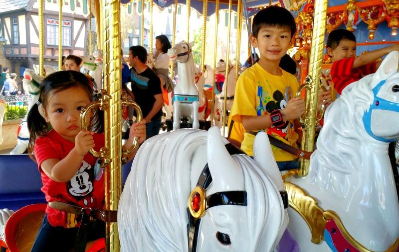 1 king arthur carousel