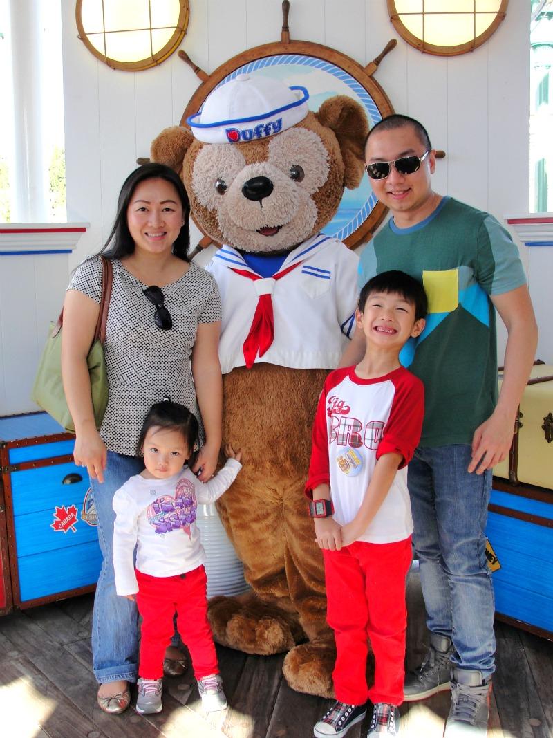 13 duffy bear