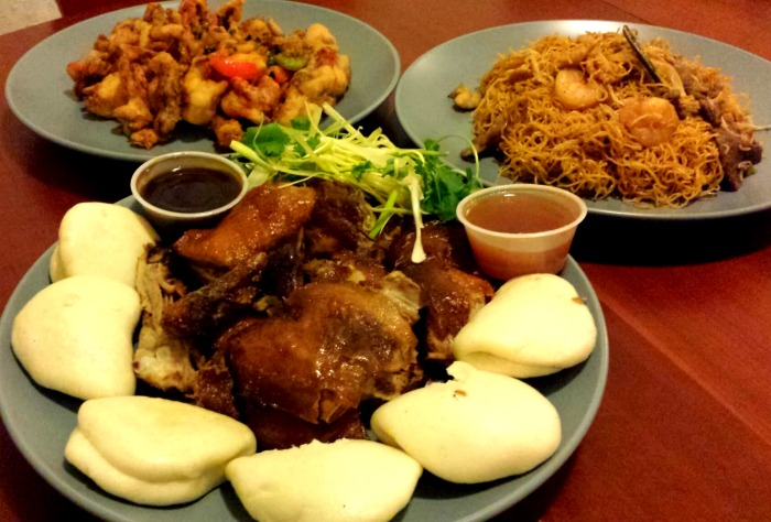 imlek dinner