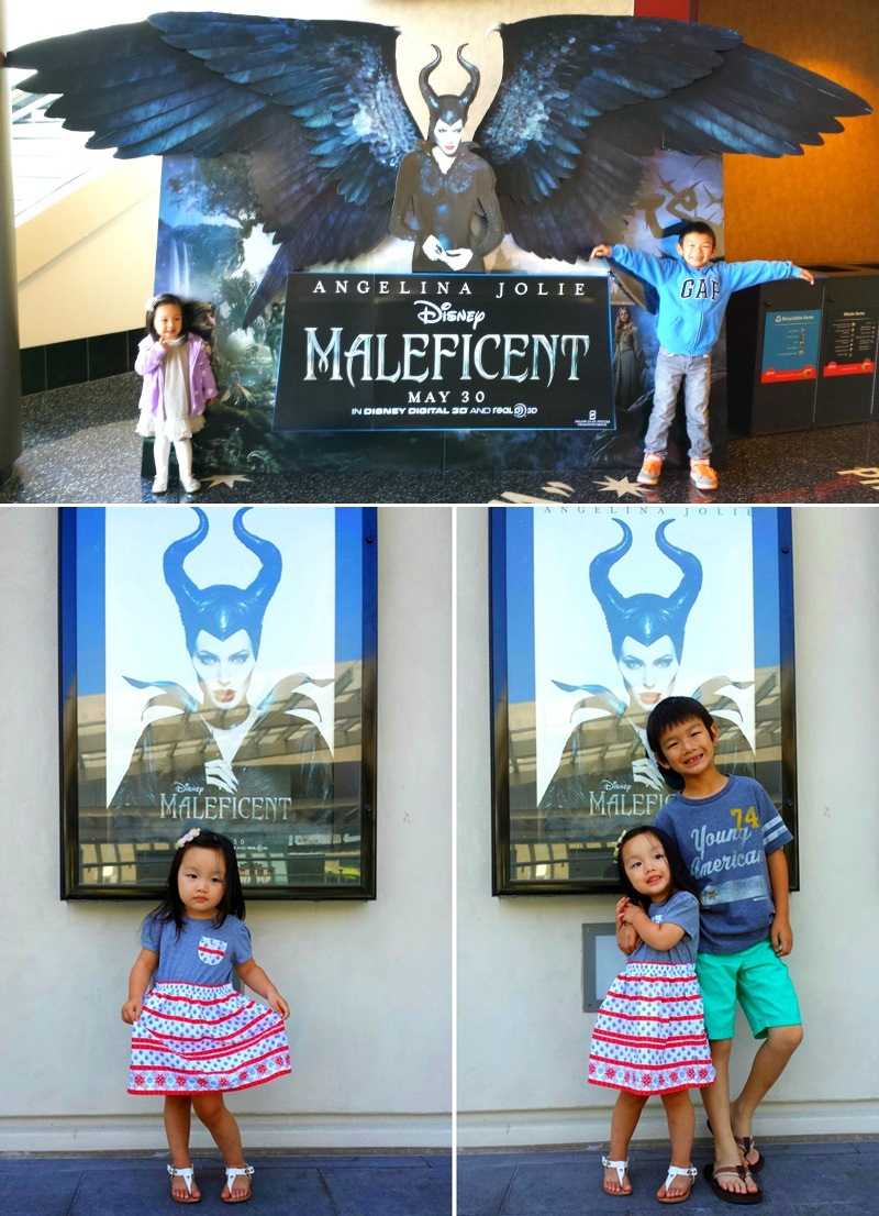 malficent poster