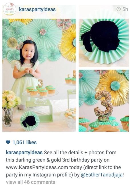 karas party ideas instagram