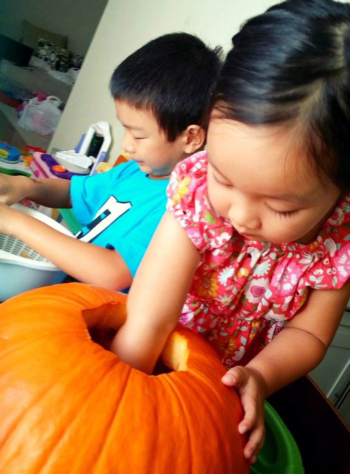 emma andrew pumpkin