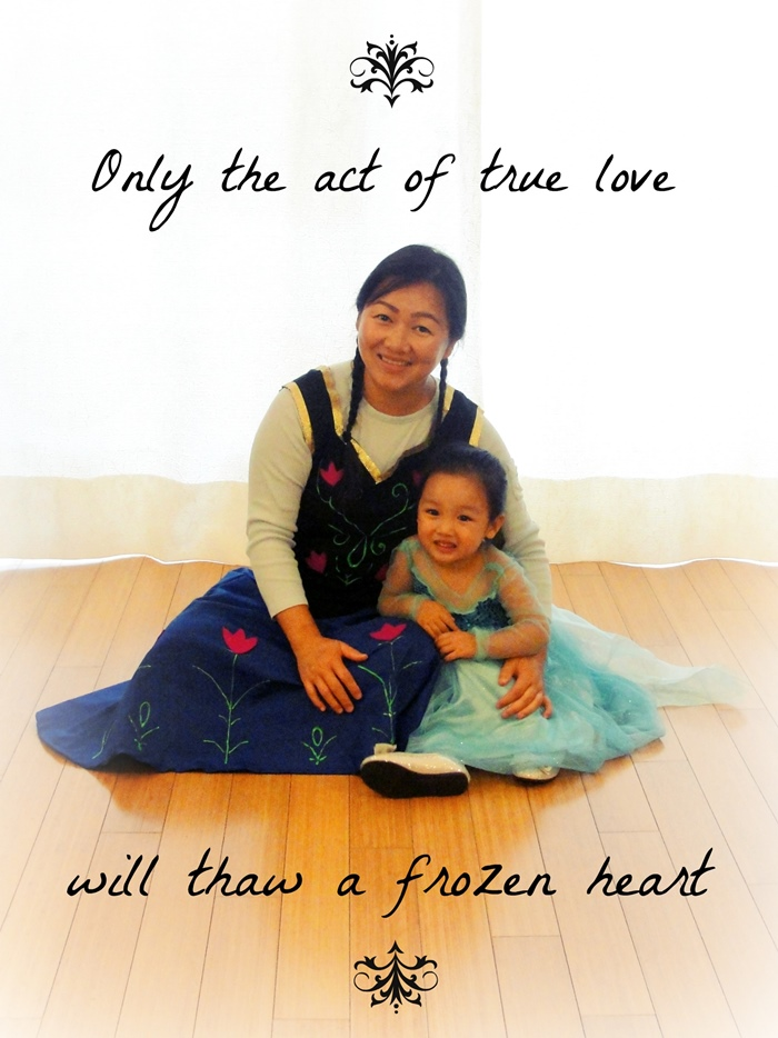 frozen - act of true love resize