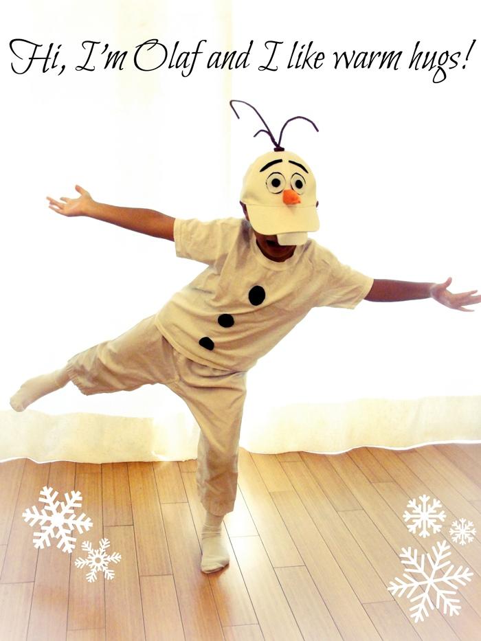 frozen - Olaf resize