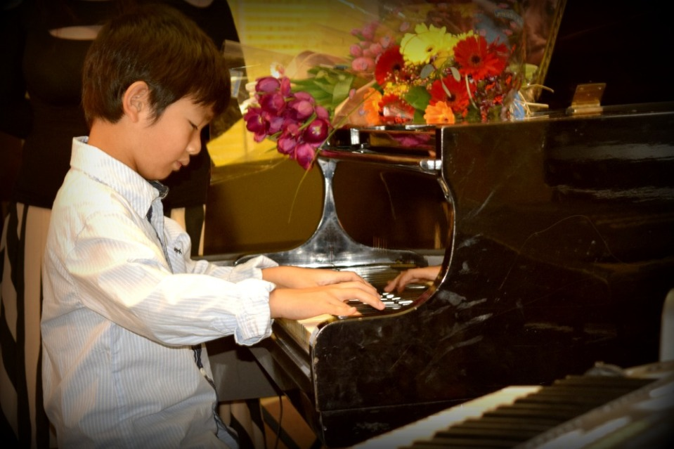 andrew piano recital