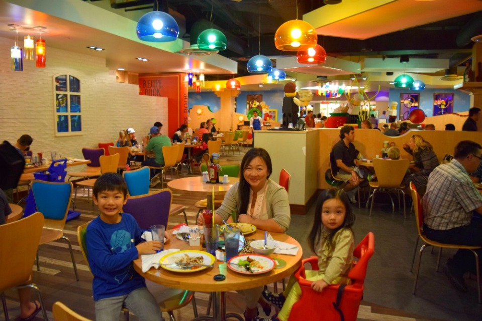 legoland hotel restaurant 4
