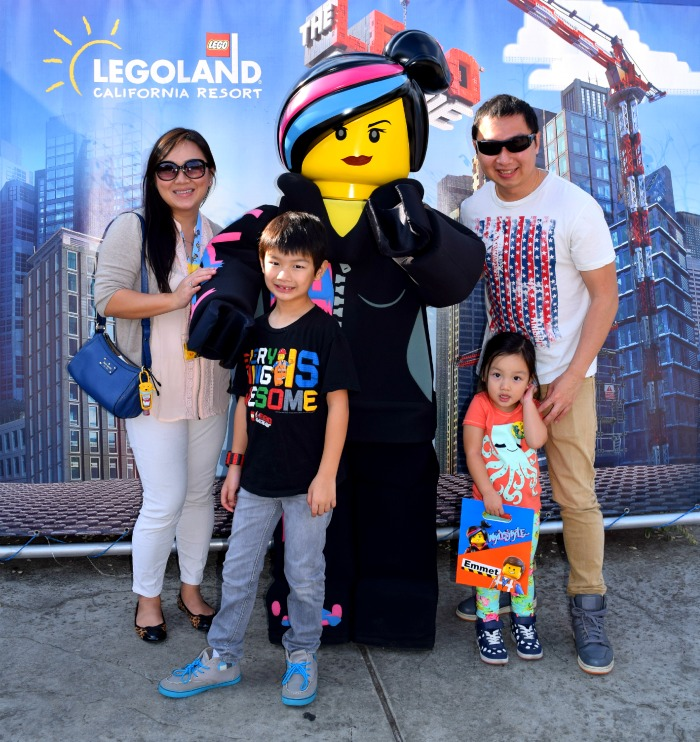 legoland lego movie lucy