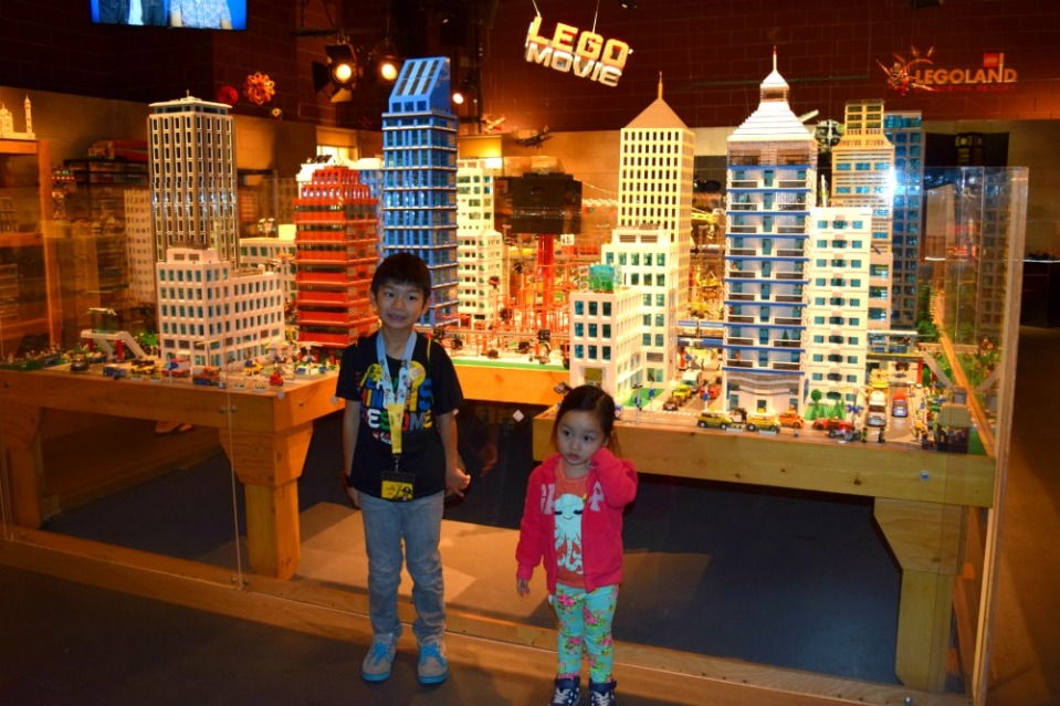legoland lego movie