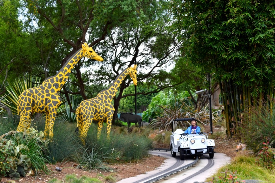 legoland safari trek 2