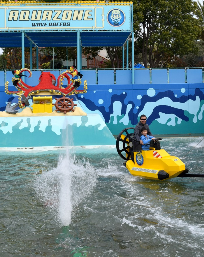 legoland wave racers