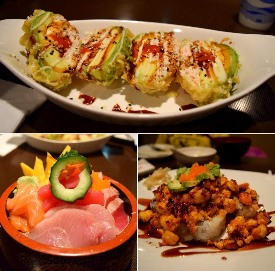 PS sams sushi