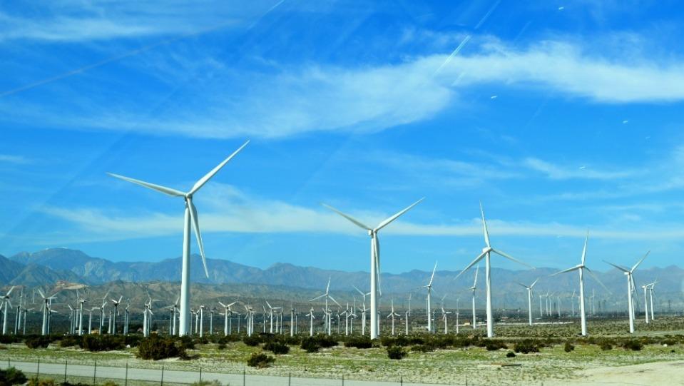 PS windmill