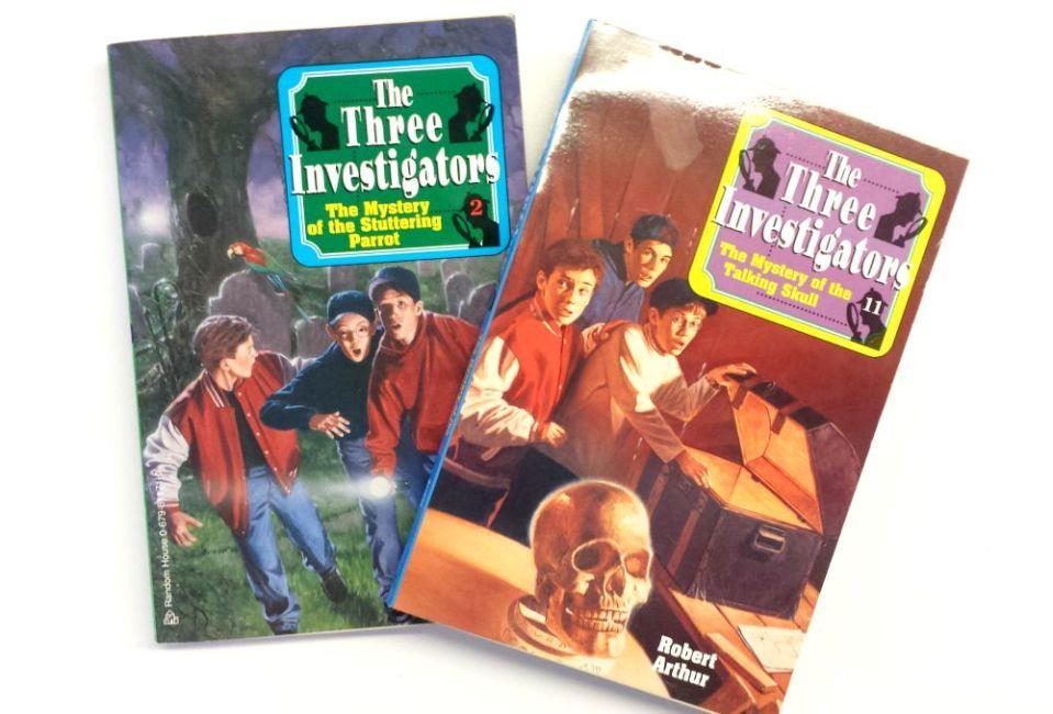 trio detektif