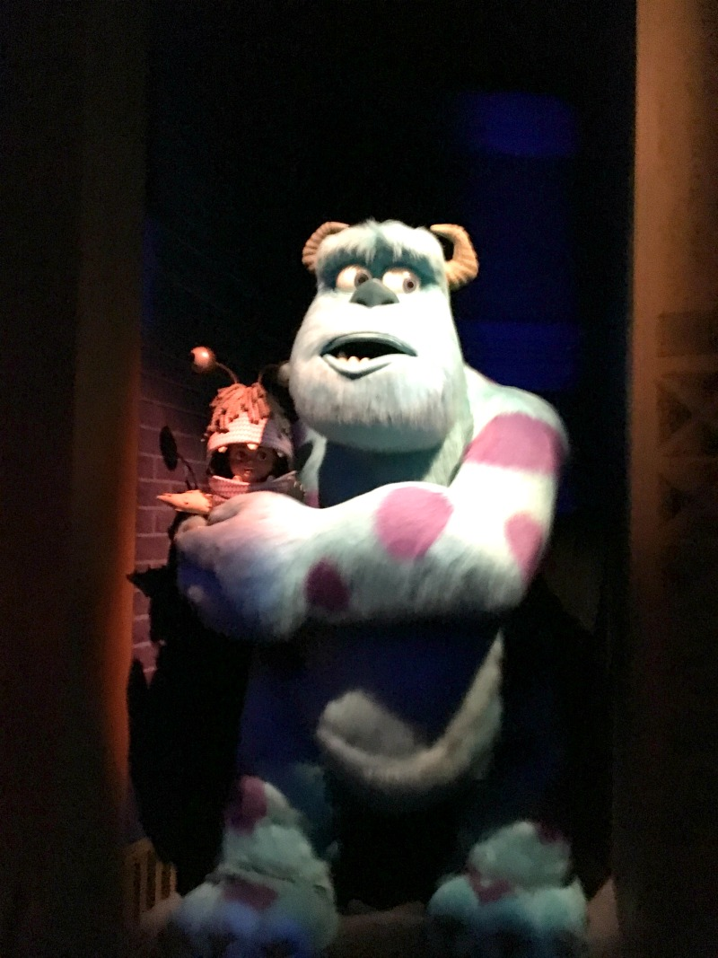 disneyland 14 monster inc