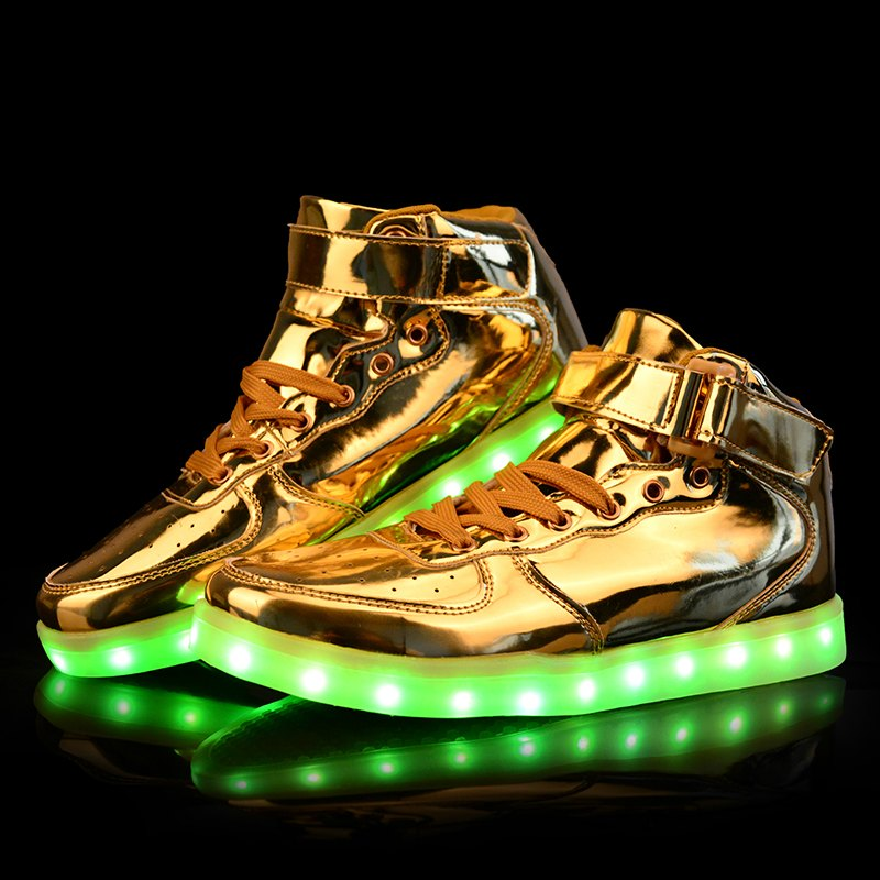 led-shoes