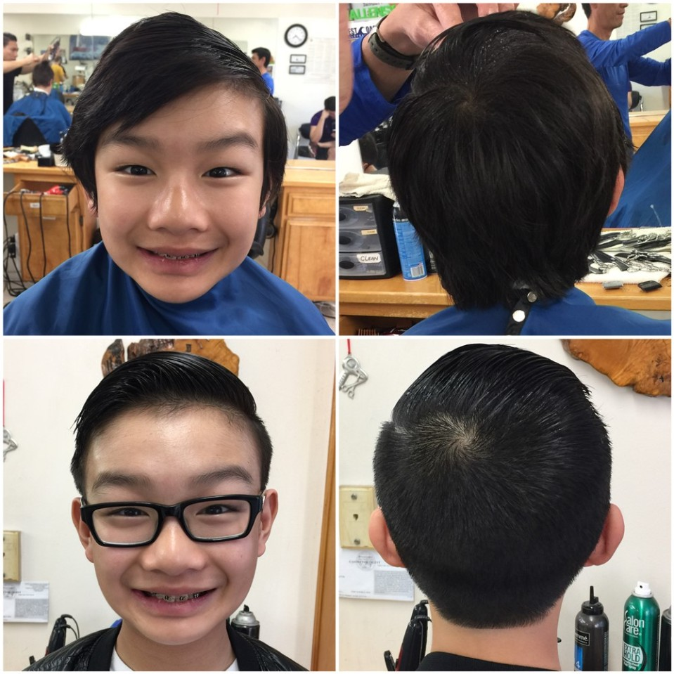 Andrew Emma Life Begins At - Cepak brightspot hairstyle
